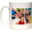 Tasse blanche sublmable