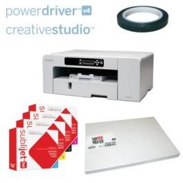 Pack A4 - Imprimante A4 Sawgrass